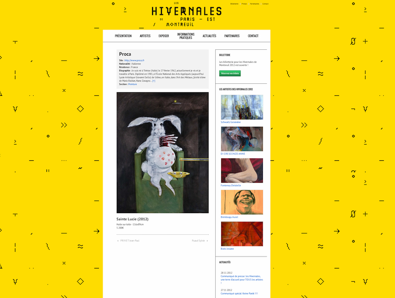 Hivernales-Proca