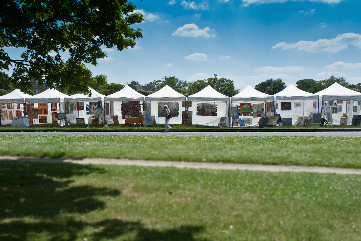 le Village des Arts 2014