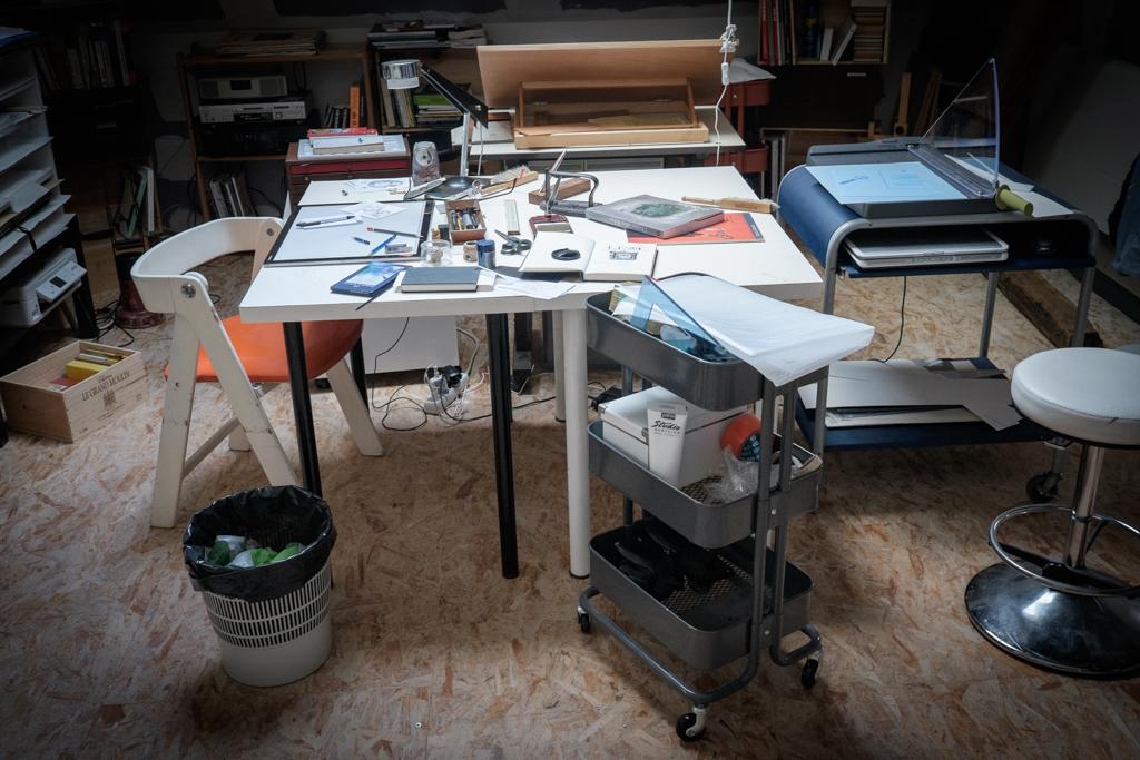 Aménager son atelier 1